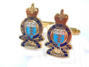 RAOC Royal Army Ordnance Corps Military Cufflinks